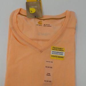 Carhartt Women's Ferndale Long Sleeve T-Shirt